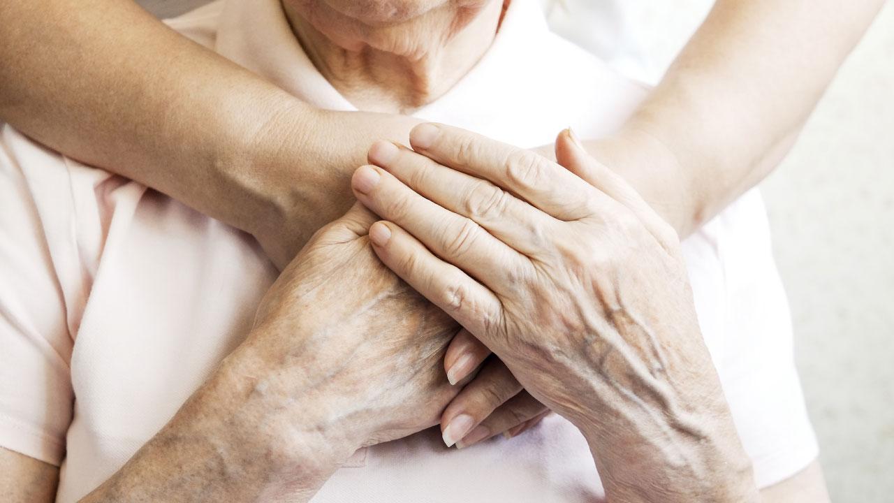 Palliative Betreuung