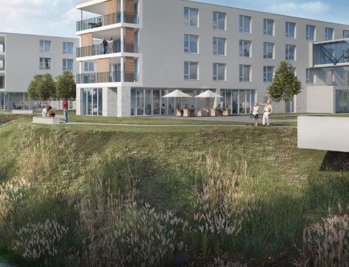 Ein Zuhause für Senioren ‑ die neue Comunita Seniorenresidenz Ruhrblick in Arnsberg