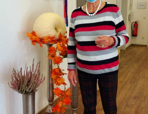 Besondere Kunstwerke im Seniorenhaus Josefa