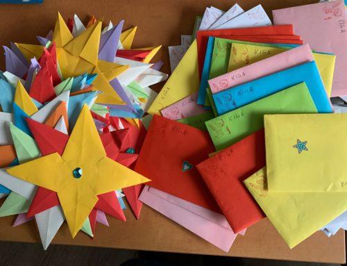 Geschenke für unsere Bewohner vom Seniorenhaus Lucia