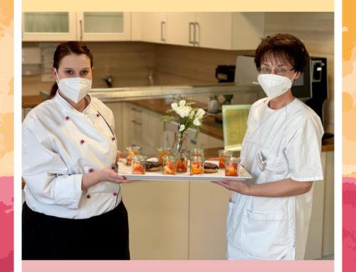 Das Küchenteam der Seniorenresidenz Ruhrblick stellt sich vor