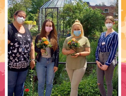 Herzlich Willkommen an unsere zwei neuen Mitarbeiterinnen aus Rumänien