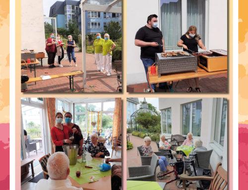 Sommerfest mit 20-jährigem Jubiläum vom Seniorenhaus Coldinne Stift