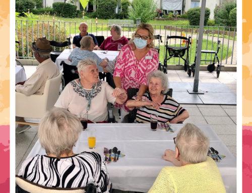 Sommerkonzert im Comunita Seniorenhaus Josefa