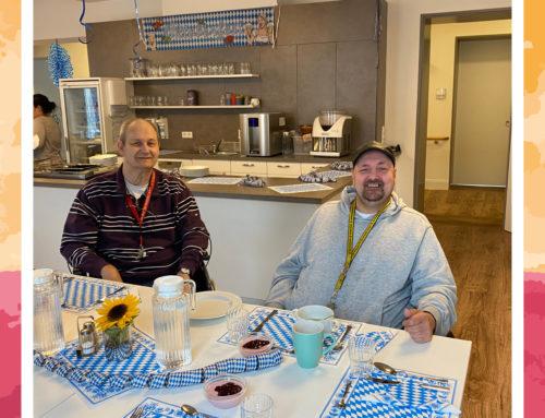 Oktoberfeststimmung im Comunita Seniorenhaus Crefeld